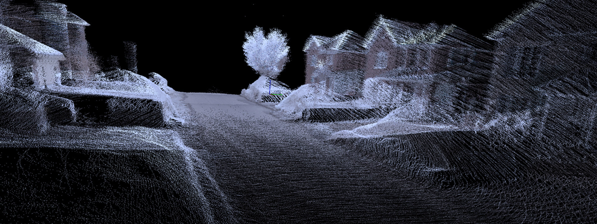 Colorised Point Cloud